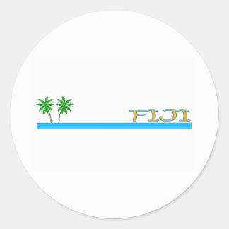 Fiji Pegatina