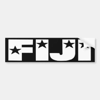 Fiji Pegatina Para Auto