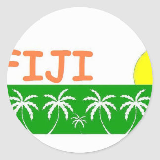 Fiji Pegatinas