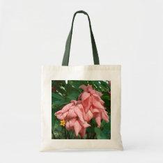 Fiji Pink And Yellow Flower Tote Bag at Zazzle