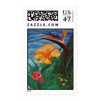 """""""Fiji"""" Postage Stamp"""