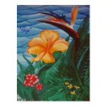 """""""Fiji"""" Postcard"""