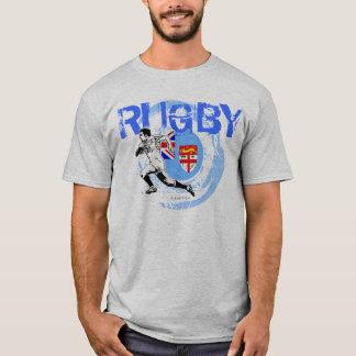 Fiji Rugby Fans T-Shirt Run