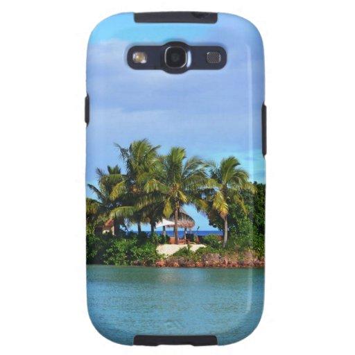 Fiji Samsung Galaxy S3 Carcasa