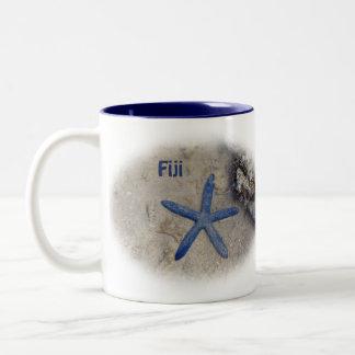 Fiji Seastar (estrellas de mar) Tazas De Café