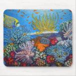Fiji soft reef mousepad