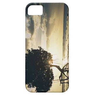 Fiji sunset 1 iPhone 5 cover