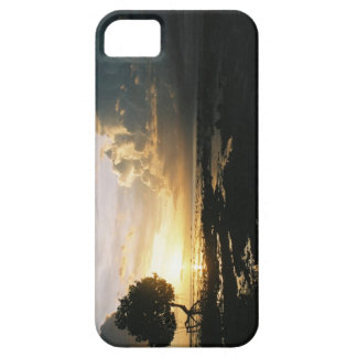 Fiji sunset 2 iPhone 5 case