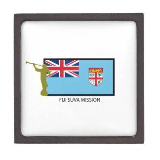 FIJI SUVA MISSION LDS CTR GIFT BOX