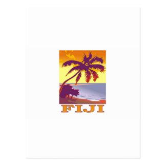 Fiji Tarjeta Postal