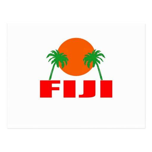 Fiji Tarjetas Postales