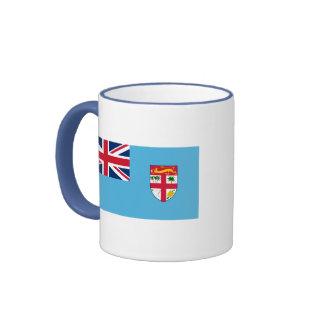 Fiji Taza De Dos Colores