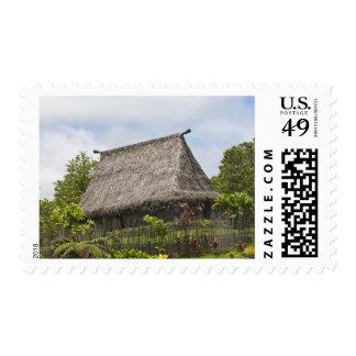 Fiji, Viti Levu Island. Polynesian Cultural Postage