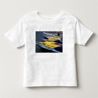 Fiji, Viti Levu, Lautoka, Small boats in Port of Toddler T-shirt