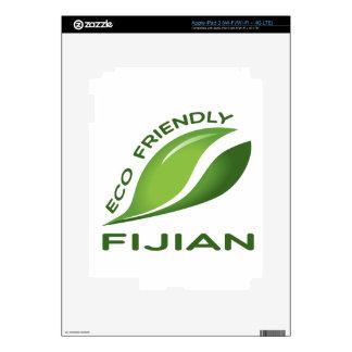 Fijian. amistoso de Eco iPad 3 Skins