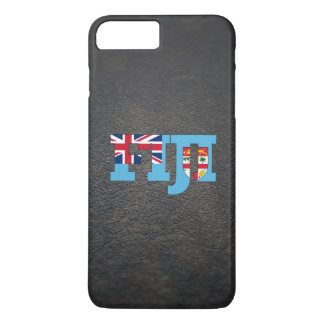 Fijian name and flag iPhone 8 plus/7 plus case