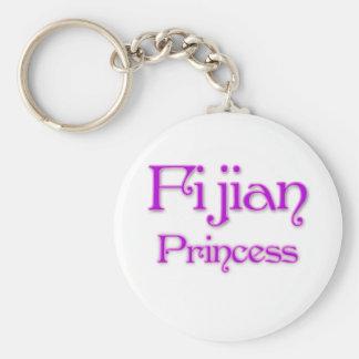 Fijian Princess Keychains