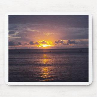 Fijiian Sunset Mouse Pad