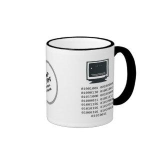 Fijo la taza de los ordenadores