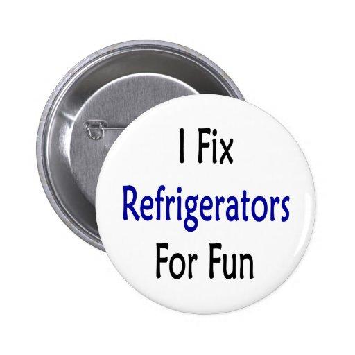 fijo los refrigeradores para la diversión pin redondo 5 cm