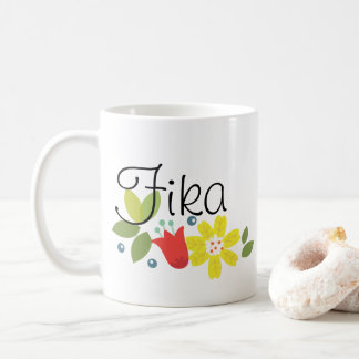 Fika Time Coffee Mug