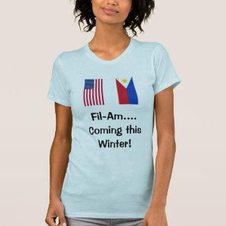 Fil-Am Pregnancy Shirt