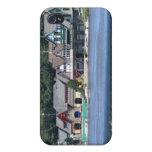 Fila 2 del Boathouse iPhone 4/4S Carcasas