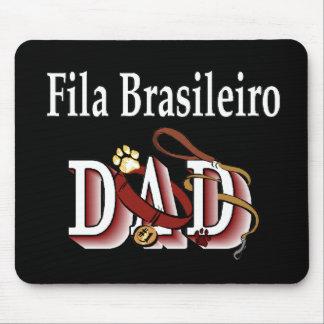 Fila Brasileiro Dad Gifts Mouse Pad
