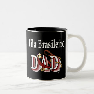 Fila Brasileiro Dad Mug