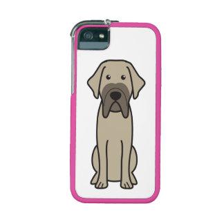 Fila Brasileiro Dog Cartoon Case For iPhone 5