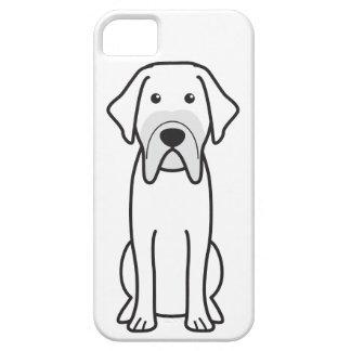 Fila Brasileiro Dog Cartoon iPhone 5 Cover