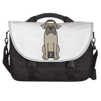 Fila Brasileiro Dog Cartoon Computer Bag