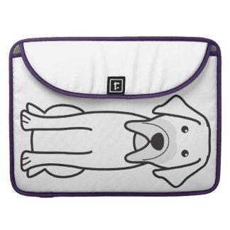 Fila Brasileiro Dog Cartoon MacBook Pro Sleeves