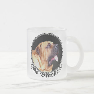 Fila Brasileiro frosted mug