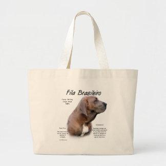 Fila Brasileiro History Design Tote Bag