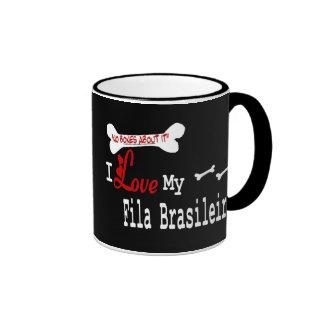 Fila Brasileiro (I Love) Mug