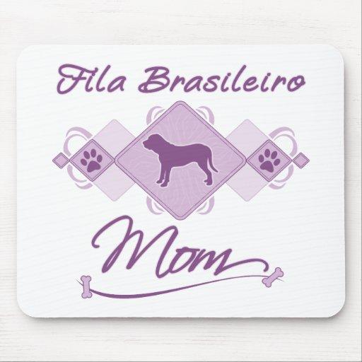 Fila Brasileiro Mom Mouse Pad