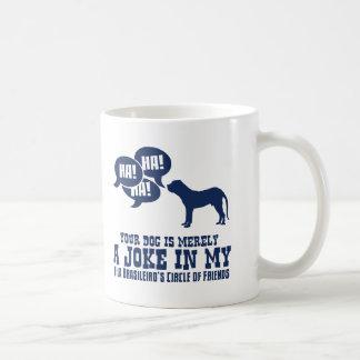 Fila Brasileiro Classic White Coffee Mug