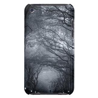 Fila de los árboles en Central Park NYC iPod Touch Case-Mate Funda