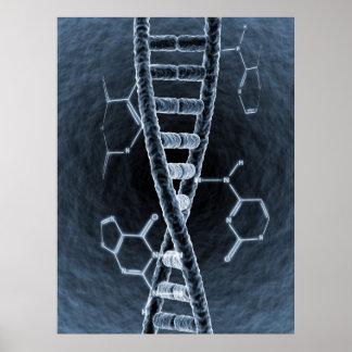 Filamento de la DNA Impresiones