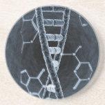 Filamento de la DNA Posavasos Diseño