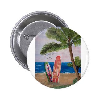 Filamento del Caribe con los tableros de resaca Pins