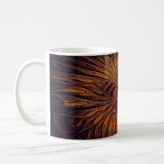 Filamentos ardientes taza clásica