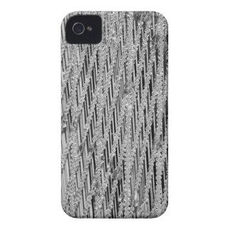 Filamentos cristalinos de cristal moldeados carcasa para iPhone 4 de Case-Mate