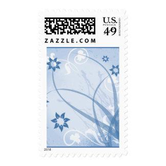 Filamentos escarchados sello