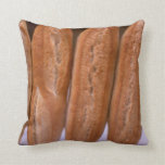 Filas del pan almohadas