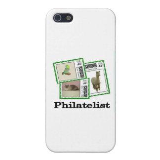 Filatelista 3 iPhone 5 funda