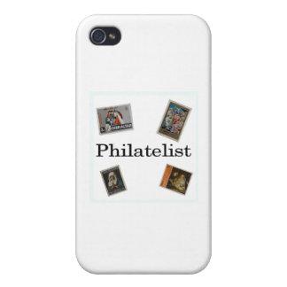 Filatelista iPhone 4 Carcasa