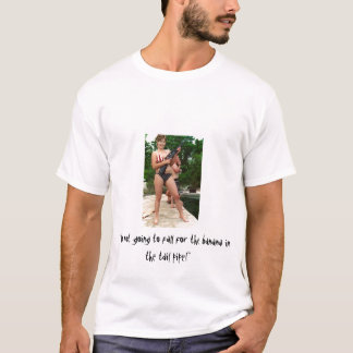 """file000-1, """"i""""m not going to fall for the banan... T-Shirt"""