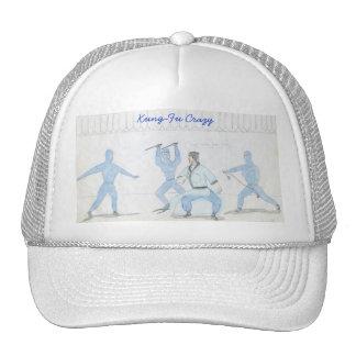 File0438, Kung-Fu Crazy Trucker Hat